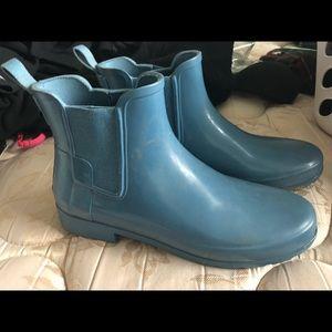 Hunter Shoes - Hunter short rain boots